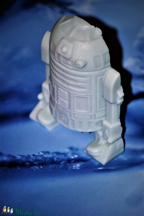 Egyedi Csillagok háborúja Star Wars R2D2 szappan ajándék szülinapra névnapra normál száraz zsíros vegyes kéz bőrre arcra (medalin) - Meska.hu