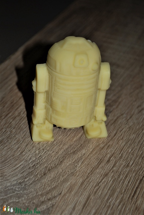 Star Wars R2-D2 szilárd testápoló egyedi különleges természetes mentes férfi pasi ajándék születésnapra névnapra  (medalin) - Meska.hu