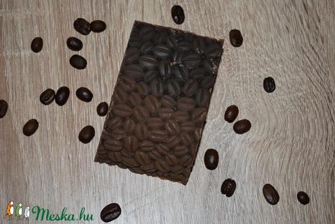 Egyedi kávé vajas természetes szappan extrán normál vegyes száraz vagy zsíros bőrre is ajándékba szülinapra névnapra (medalin) - Meska.hu
