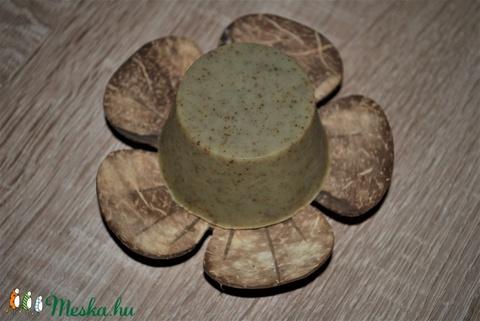 Gyógynövényes natúr vegán sampon szappan természetes egyedi hasznos ajándék akár születésnapra névnapra alkalomra (medalin) - Meska.hu