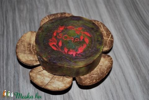 Chocolate orchid mangóvajas kecsketejes orchidea szappan ajándék szülinapra névnapra normál száraz zsíros érett bőrre (medalin) - Meska.hu