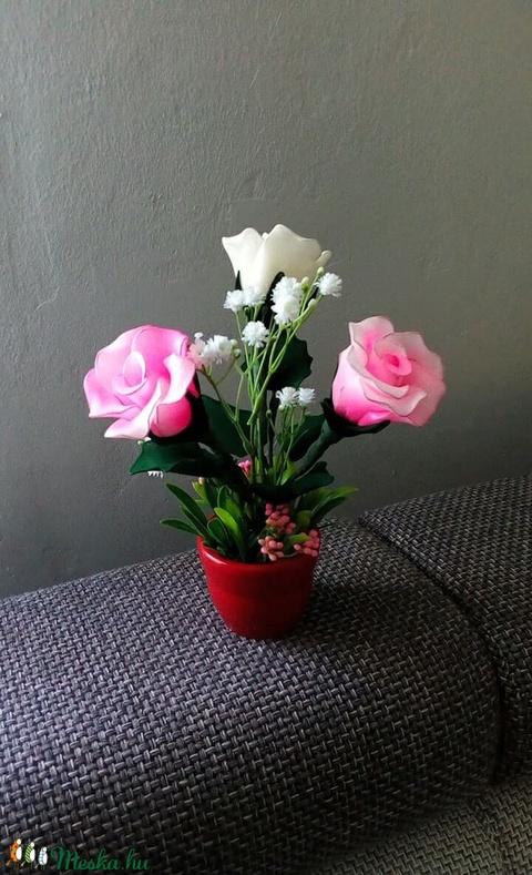Harisnya virág - Meska.hu