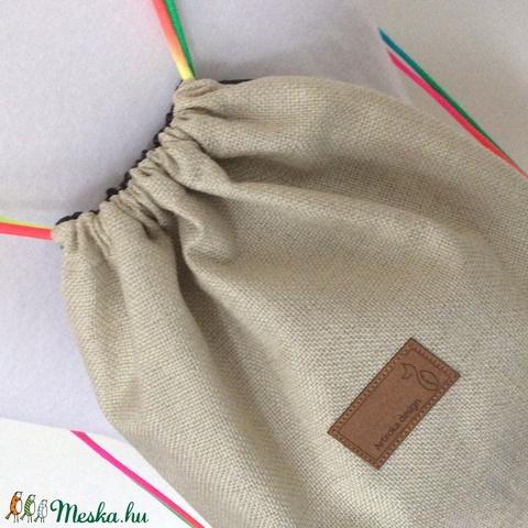 Unikornis mintás gymbag hátizsák, tornazsák edzéshez, úszáshoz, kiránduláshoz - Artiroka design (Mesedoboz) - Meska.hu