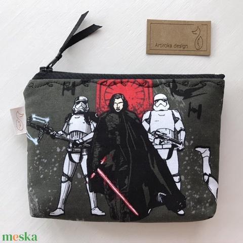 Egyedi Star Wars, prémium irattartó pénztárca   -  Csillagok háborúja - Meska.hu