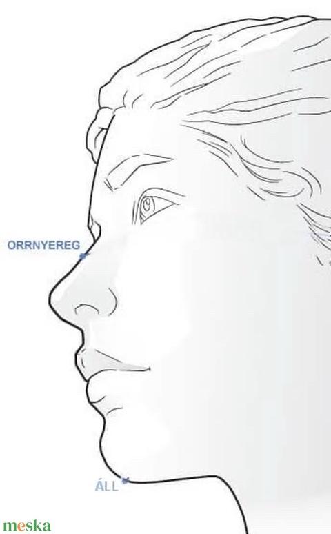 Harry Potter és Hedvig bagoly mintás fekete flanell arcmaszk, szájmaszk hideg időre - Artiroka design - Meska.hu