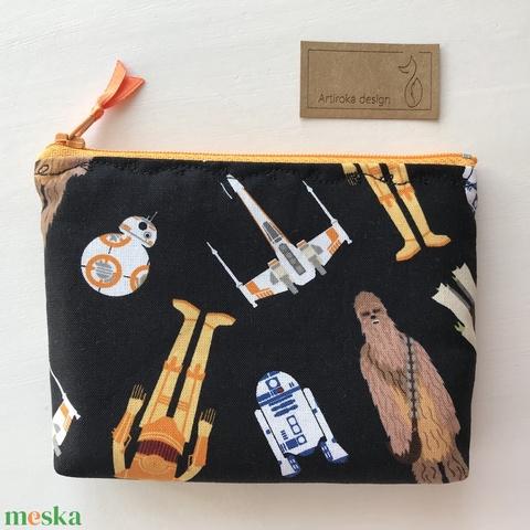 Star Wars mintás  irattartó pénztárca   -  Csillagok háborúja (Mesedoboz) - Meska.hu