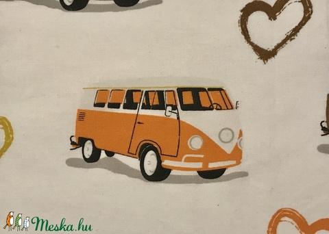 Retro Volkswagen busz, irattartó pénztárca - Artiroka design (Mesedoboz) - Meska.hu