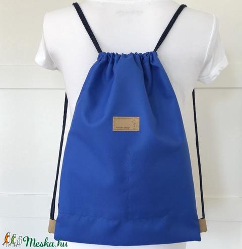 A Kis herceg és a róka mintás gymbag hátizsák - Artiroka design - kiránduláshoz, edzéshez, világjáráshoz - Meska.hu