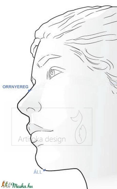 Virág mintás arcmaszk, szájmaszk, maszk - Artiroka design - Meska.hu