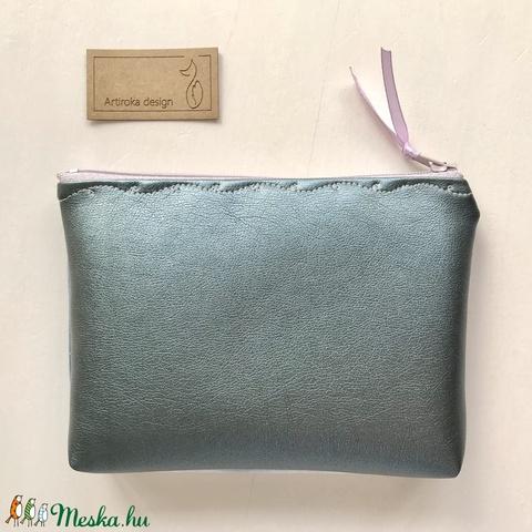 Szivárványfestő tündér lányka - irattartó pénztárca - Santoro - Artiroka design  - Meska.hu