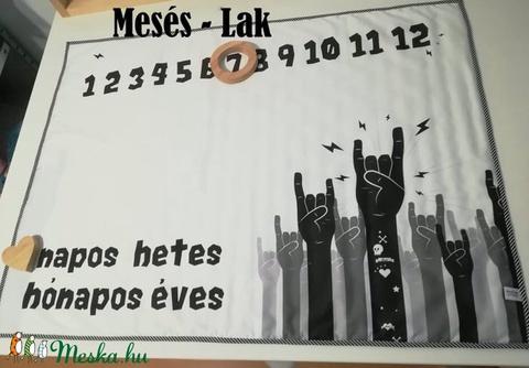 Mérföldkő takaró , Hónap takaró (Meseslak) - Meska.hu