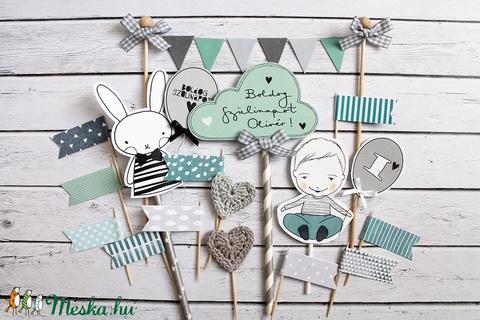 Birthday Boy MegaPakk (milady) - Meska.hu