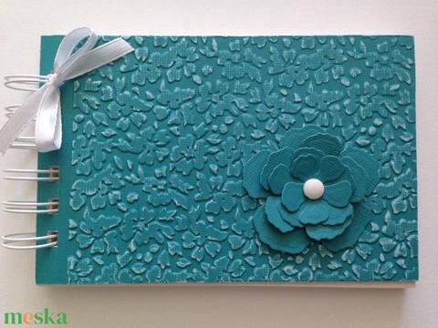 Köszönetalbum  anyák napjára -  jókívánságkönyv lánybúcsúra, vendégkönyv esküvőre, ajándék születésnapra - emlék  (Milevi) - Meska.hu