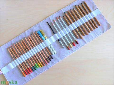 Tolltartó, ceruzatartó tekercs (miniwerka) - Meska.hu