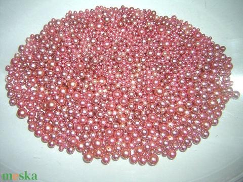 1 kg Ömlesztett tekla gyöngy vegyes üveggyöngy - Meska.hu