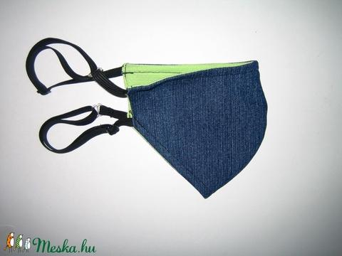 Farmer szájmaszk állítható gumival arcmaszk textil maszk  - Meska.hu