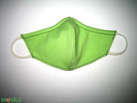 2in1 Szájmaszk orrmerevítős arcmaszk fülre akasztható védő maszk  - maszk, arcmaszk - női - Meska.hu