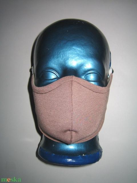 Egyedi szájmaszk fülre akasztható arcmaszk 2in1 textil maszk Nowaste maszk  - maszk, arcmaszk - női - Meska.hu