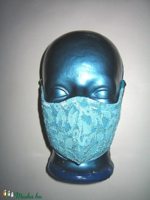 Csipke szájmaszk szett szemüvegeseknek 2 bd orrmerevítős fülre akasztható arcmaszk 2in1 textil maszk  - Meska.hu