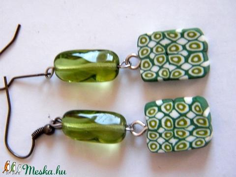 Évgyűrűk ékszerszett fülbevaló és gyűrű - Meska.hu