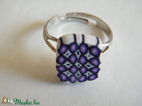 Tárnics ékszerszett medál, gyűrű és fülbevaló - Meska.hu