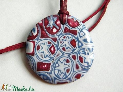 Csillaghullás medál - Meska.hu