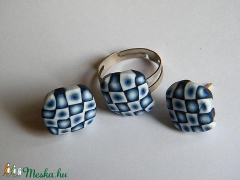 Logika ékszerszett: medál, karkötő, gyűrű és fülbevaló - Meska.hu
