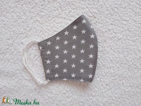 Textil maszk, arcmaszk, szájmaszk (MonikaFashion) - Meska.hu