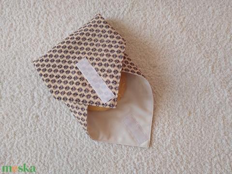 Környezetbarát szendvics csomagoló,szalvéta (MonikaFashion) - Meska.hu