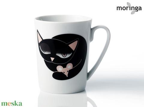 Kukucs! (hőre változó, hőérzékeny bögre) (Moringa) - Meska.hu