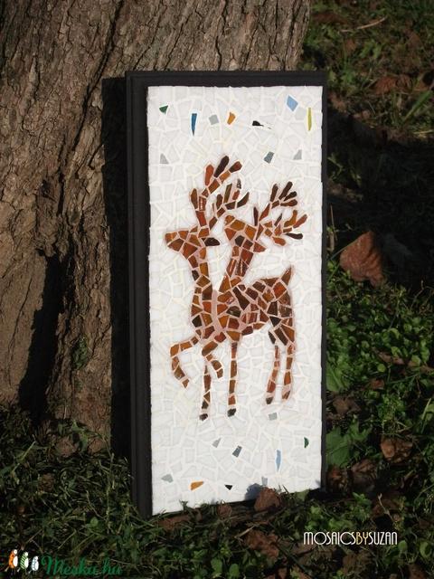 Mozaik falikép -