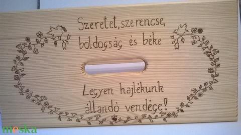Népies sámli (nagyfanyuvo) - Meska.hu