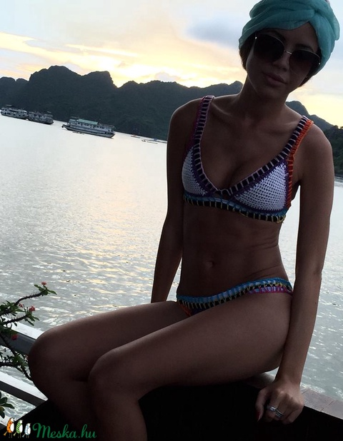 Izgalmas bikini (nagyikotodeje) - Meska.hu
