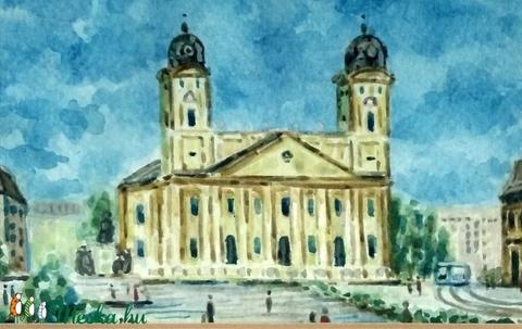 Debreceni Nagytemplom (Nana83) - Meska.hu
