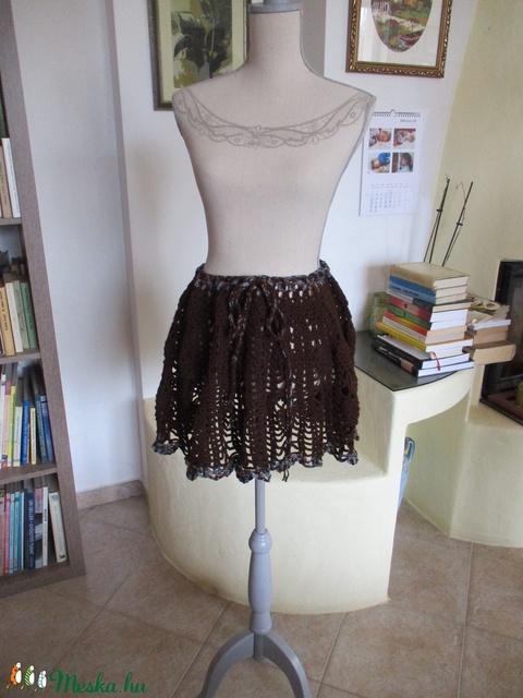 Többfunkciós horgolt ruha - Meska.hu