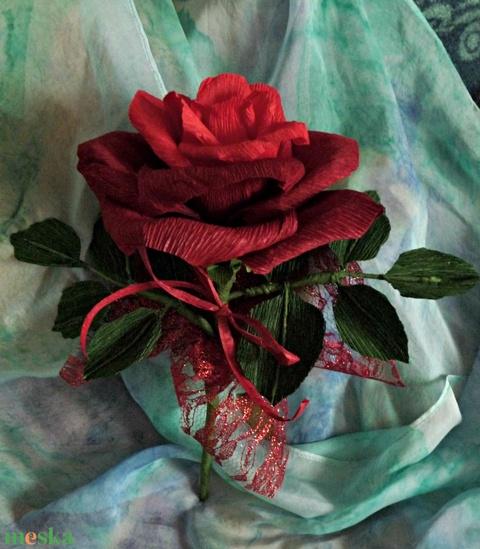 Rocher-rózsa (piros) (NoiraSol) - Meska.hu