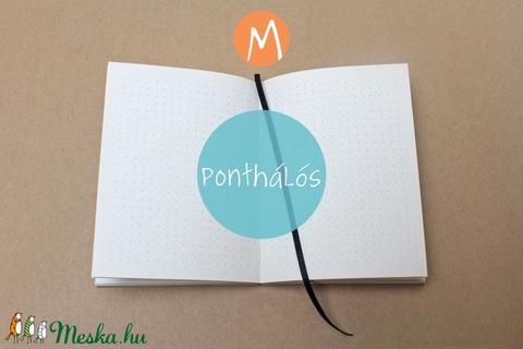 M-es PONTHÁLÓS noteszBELSŐ (noteshell) - Meska.hu