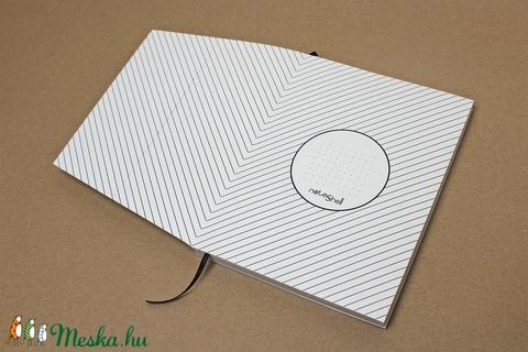XL 'thick' SIMA noteszbelső (noteshell) - Meska.hu