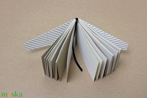 XS-es SIMA notesz belső (noteshell) - Meska.hu