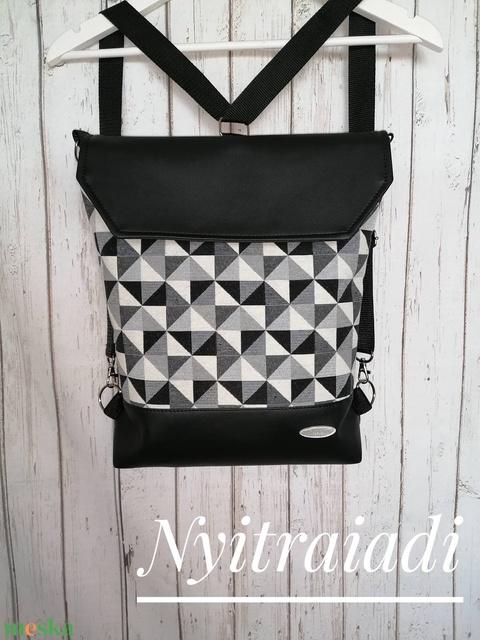 3in1 Textilbőr táska (nyitraiadi) - Meska.hu