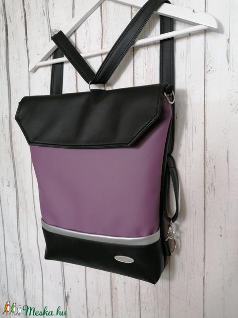 3in1 Textilbőr táska - Meska.hu