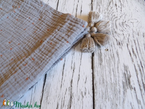 Vékony nyári babatakaró (NyusszPiri) - Meska.hu