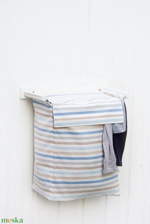 Szennyestartó, falra szerelhető textil zsák - fali szennyes tartó - plüss állat tároló - függő textil kosár - zsák - Meska.hu
