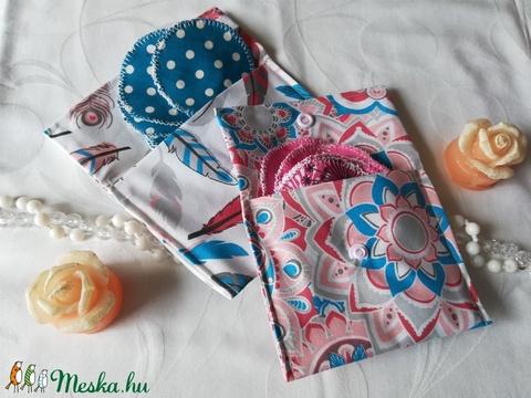 Elefántos arctisztító korong szett tokban (5 darab+tartó) - Meska.hu