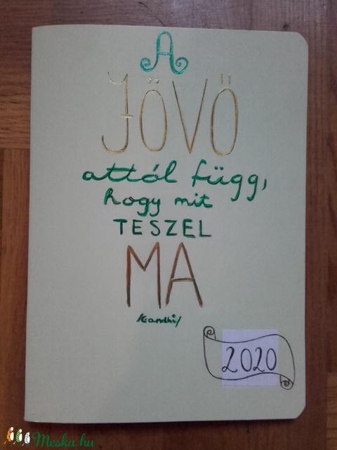 2020-as naptár (Orsi003) - Meska.hu