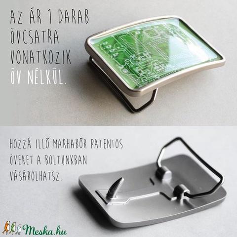 Kotta övcsat (szögletes) (ovcsatbolt) - Meska.hu