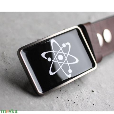 Atom övcsat, fekete (ovcsatbolt) - Meska.hu