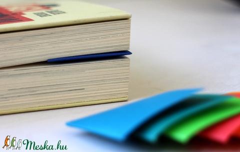 Szivárvány_könyvjelző csomag (papirforma) - Meska.hu