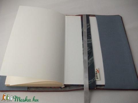 Könyvkabát - A madaras (textil) (patrika) - Meska.hu