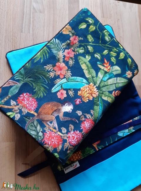 Könyvkabát - dzsungeles (patrika) - Meska.hu